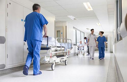 Đảm bảo môi trường làm việc an toàn cho cán bộ nhân viên y tế