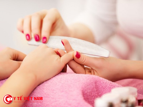Giũa móng tay dạng mềm giúp bạn loại bỏ nhanh chóng những gel móng tay