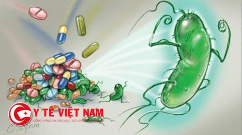 Khi thuốc kháng sinh không còn kiểm soát được vi khuẩn