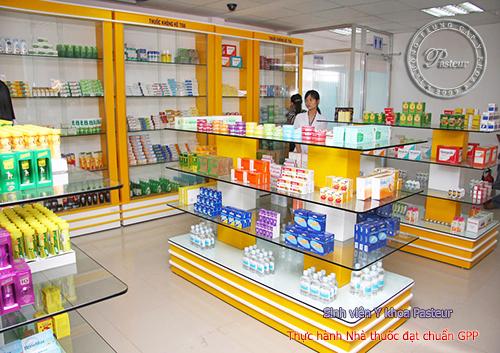 Nhà thuốc đạt chuẩn GPP giúp nhà thuốc hoạt động tốt
