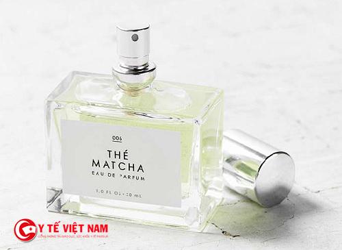Nước hoa The Matcha có mức giá phù hợp đối với chị em