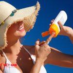 thoa kem chống nắng đúng cách