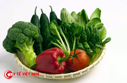 thực phẩm chống nắng cho da