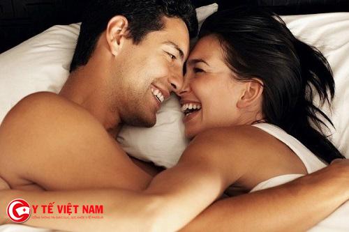 Ở độ tuổi 40 đàn ông thường có xu hướng trẻ lại và nhu cầu tình dục cũng cao hơn