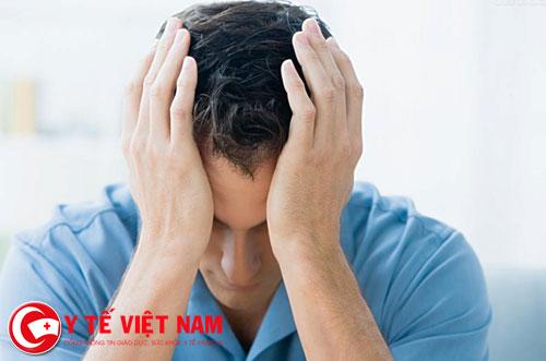 Sử dụng thuốc là liệu pháp cuối cùng điều trị rối loạn cương dương