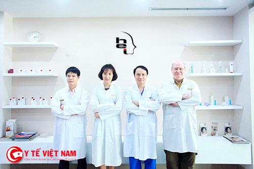 Viện thẩm mỹ Hà Nội là địa chỉ uy tín dành cho khách hàng khi thực hiện phẫu thuật sụp mí mắt