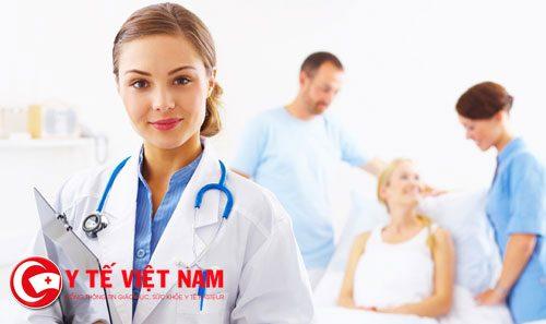 Phấn đấu chuẩn hóa đội ngũ cán bộ y tế