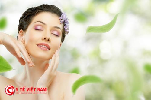 cách chữa da khô và nhăn