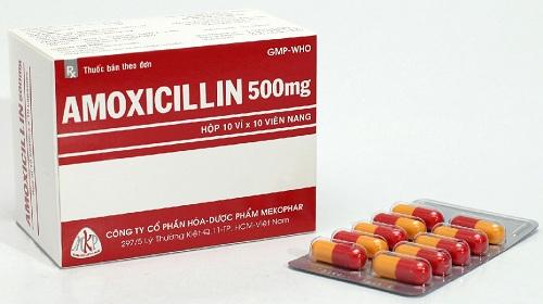 Sử dụng thuốc Amoxicilin 500mg như thế nào cho đúng cách?
