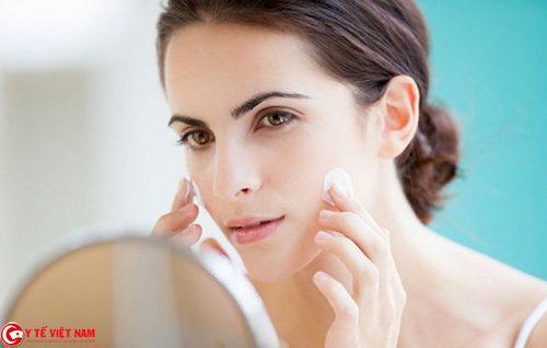 cách chăm sóc da mặt căng mịn