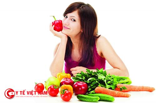 Thịnh hành trào lưu ăn chay đối phó thực phẩm bẩn