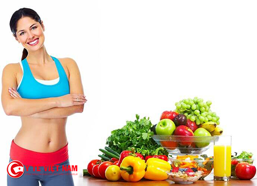 Ăn chay đạt hiệu quả tốt khi được sử dụng từ thực phẩm sạch