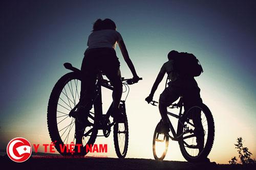 Sức khỏe tình dục bị ảnh hưởng như thế nào nếu đạp xe?