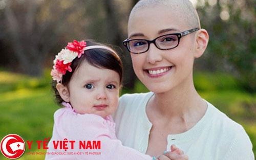 Tình yêu giúp người bệnh ung thư nhanh chóng hồi phục