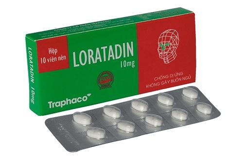Dược sĩ Cao đẳng Hà Nội hướng dẫn sử dụng Thuốc Loratadine hiệu quả nhất