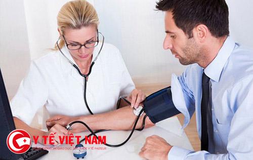 Rất nhiều bệnh nhân tăng huyết áp không hề có bất kỳ dấu hiệu gì