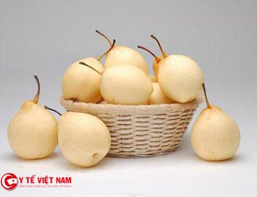 trái cây giải độc mùa hè