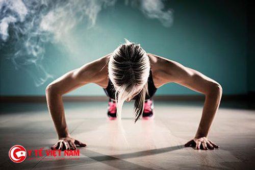 lỗi khi tập thể dục
