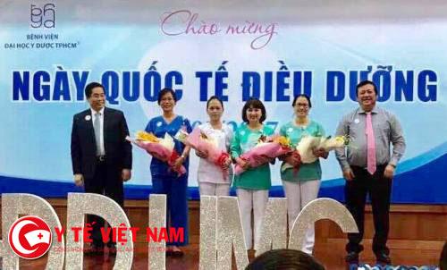 Phong tặng danh hiệu Thầy thuốc ưu tú cho nữ điều dưỡng Sài Gòn