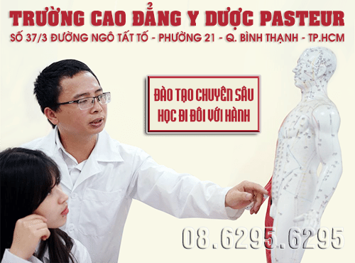 Trường Cao đẳng Y Dược Pasteur thành phố Hồ Chí Minh