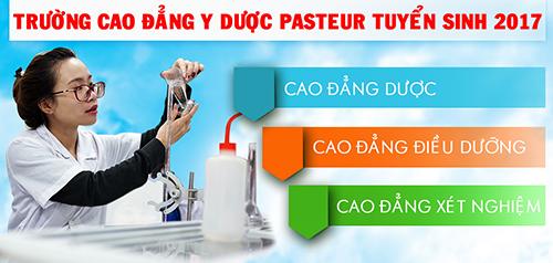 Cao đẳng Y Dược Hà Nội - Trường Cao đẳng Y Dược Pasteur