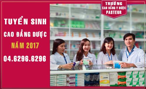 Địa chỉ đăng ki học Cao đẳng Dược chính quy năm 2017