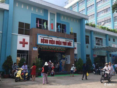 Bệnh viện quận Thủ Đức, nơi xảy ra nghi án điều dưỡng xâm hại bệnh nhân