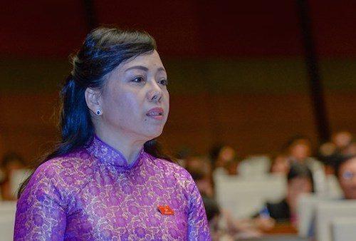 Bộ trưởng Bộ Y tế Nguyễn Thị Kim Tiến: Trong tuần này, sẽ có kết luận của Hội đồng chuyên môn về vụ sốc phản vệ do chạy thận khiến 8 người tử vong ở Hòa Bình.