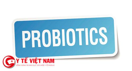 Bổ sung Probiotic giúp cân bằng hệ vi khuẩn đường ruột trẻ