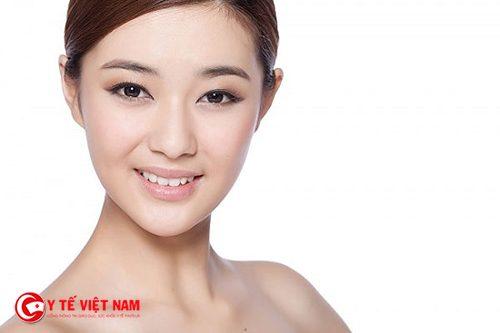 Căng da mặt nội soi giúp căng da mặt tự nhiên