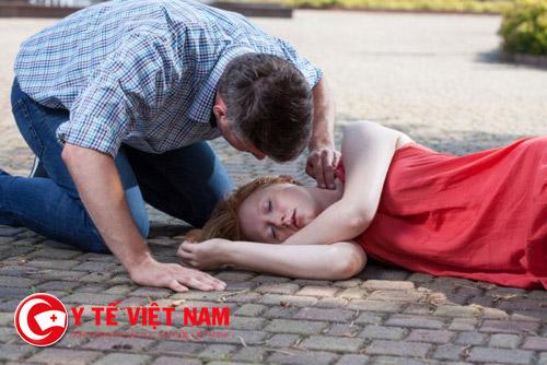 Người bị đột quỵ cần được sơ cứu đúng cách