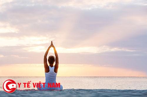 Tác dụng tuyệt vời của bộ môn yoga đối với sức khỏe