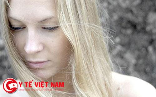Nhận biết thiếu vitamin đơn giản chỉ qua biểu hiện trên khuôn mặt