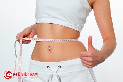 Vùng da bụng thon gọn hơn nhờ phẫu thuật căng da bụng
