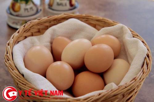 Ăn trứng mang đến sức khỏe tốt như thế nào?