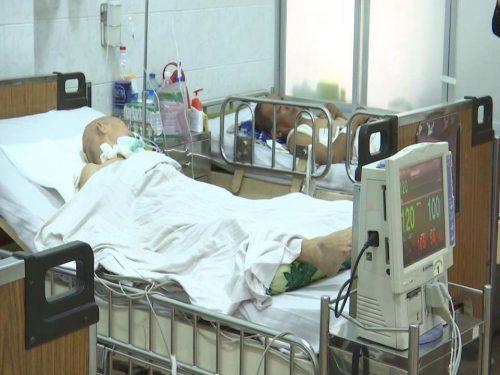 Bệnh nhân đang được điều trị tại Bệnh viện Trưng Vương.