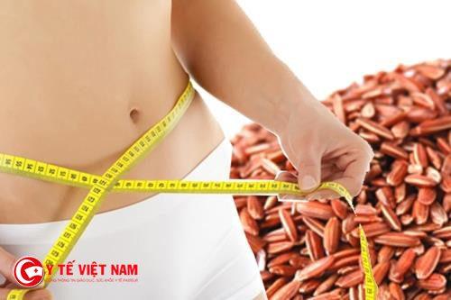 Gạo lứt có khả năng giúp đánh tan mỡ bụng hiệu quả