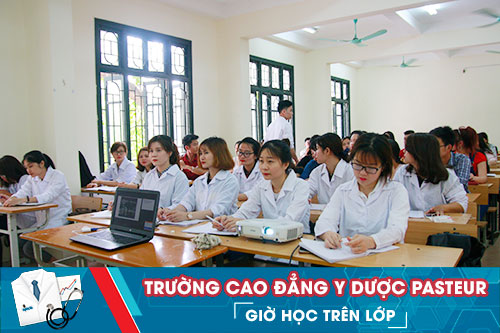 Chọn Trường Cao đẳng Y Dược Pasteur nếu học ngành Dược