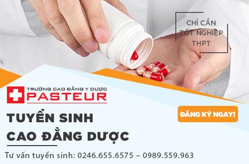 Địa chỉ đào tạo Cao đẳng Dược uy tín nhất tại Hà Nội