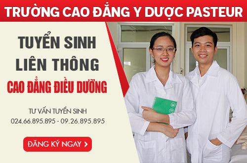 Đăng ký Liên thông Cao đẳng Điều dưỡng đơn giản nhất