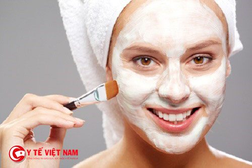 Bí quyết làm căng da mặt cực hiệu quả từ sữa chua