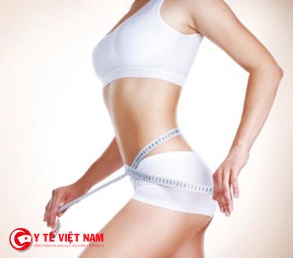 Giảm béo bụng cấp tốc tại nhà nhờ detox cơ thể