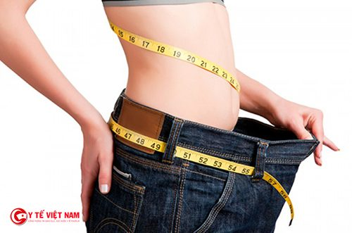 Sử dụng tinh bột nghệ hàng ngày giúp chị em giảm cân toàn thân hiệu quả