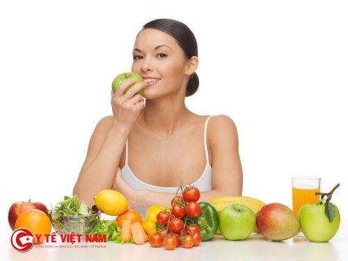 Chế độ ăn kiêng giảm cân phù hợp với từng dáng người
