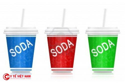 Nước soda có khả năng dưỡng làn da căng mịnNước soda có khả năng dưỡng làn da căng mịn