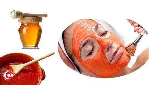 Tận dụng kết hơp các nguyên liệu trong bếp giúp trẻ hóa da mặt