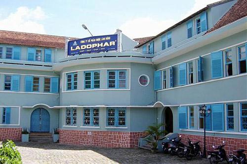 Công ty CP Dược Lâm Đồng Ladophar