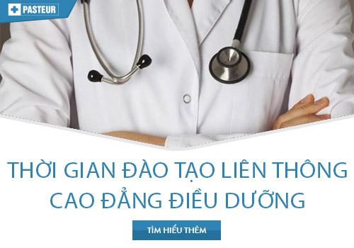 Học liên thông lên Cao đẳng Điều dưỡng trong bao lâu?