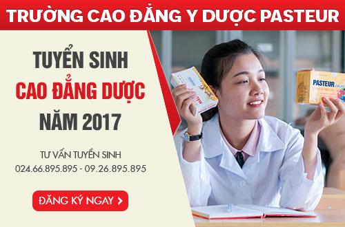 Cao đẳng Dược Hà Nội mở tương lai tươi sáng cho thí sinh theo học