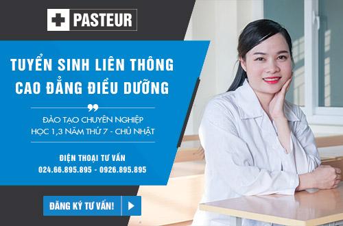 Địa chỉ đào tạo Liên thông Cao đẳng Điều dưỡng uy tín tại Hà Nội